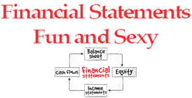 Make Your Financial Statements Fun And Sexy